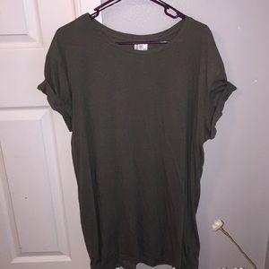 Long T-Shirt/T-Shirt Dress